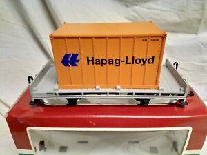 LGB g scale wagon 42030