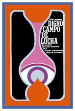 "Cuban movie Poster 4 film/""EL DANZON/""Dance Shoes.Music.Home room design art decor"