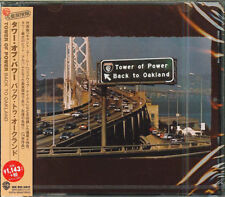 TOWER OF POWER-BACK TO OAKLAND-JAPAN CD C00