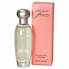 PLEASURES * Estee Lauder * EDP * Perfume for Women * 3.4 oz * NEW IN SEALED BOX