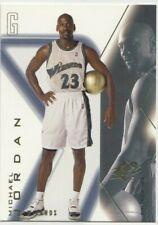 2001-02 SPx Washington Wizards Basketball Card #90 Michael Jordan Mint