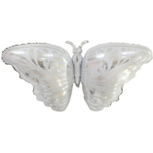 Colourful Butterfly Shape Foil Balloons Wedding Birthday Party Bedroom Decor NEW