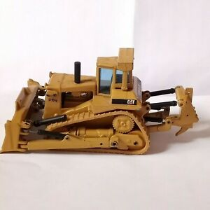 JOAL Diecast Yellow Caterpillar CAT D10N DOZER 1/50 Scale With Ripper-No Box