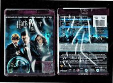 Harry Potter and the Order of the Phoenix (Brand New HD DVD & DVD Combo Disc)