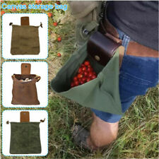 More details for foraging bag fruit picking pouch apples berry puch storage garden camping tool