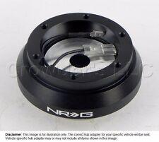 NRG Short Steering Wheel Hub Adapter Boss Kit Chevy Chevrolet Corvette C7 2014 +