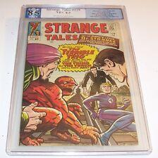 Strange Tales #129 - VF+ 8.5 - 1965 Marvel Silver Age (Last Terrible Trio)