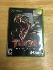 Turok Evolution (Microsoft Xbox, 2002) (Pre-Owned)