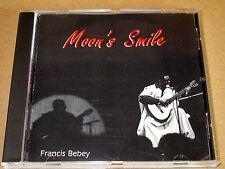 Francis Bebey Moon's Smile Sourire de Lune CD RARE