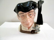 Medium Vintage Royal Doulton Toby Mug Gunsmith