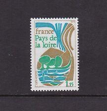France 1975 1f15c Loire Mint Never Hung SG2088