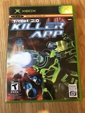 Tron 2.0: Killer App (Microsoft Xbox, 2004) Nice Disk BT1