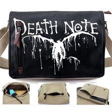 Hot Death Note Shoulder Bag Sling School Bags Messenger Satchel Student BagsGift