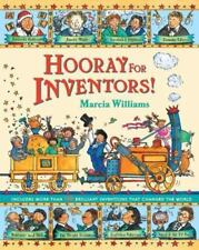 Hooray for Inventors! by Marcia Williams (2013, Paperback)
