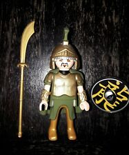 Garde imperial mongol custom Playmobil guerrier