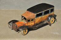 Vintage Wind Up Litho Car Tin Toy Germany / Japan ?