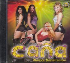 Las Nenas De Cana Nueva Generacion CD New Nuevo Sealed