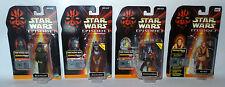 STAR Wars: desytoyer Droid, Nute Gunray, Rune haako, RIC olie figure (F)
