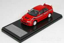 WIT'S 1/43 Mitsubishi LANCER EVOLUTION 6 Tommy Makinen Edition Passion Red W248