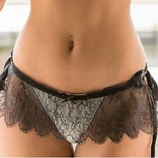 Pour Moi Treasure 6304 Skirted Thong Knickers Underwear Sizes 8 10 12 14 16 XL