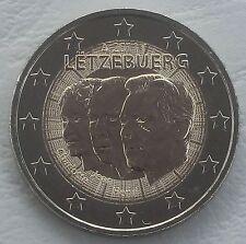 2 Euro Luxemburg 2011 Großherzog Jean unz