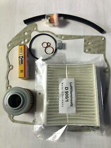 Service Set MZ 125 SM SX RT MuZ Kokille Luftfilter Ölfilter Zündkerze Benzin