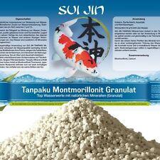 4,44€/kg SUI JIN Tanpaku 9kg Montmorillonit Mineral Granulat Säuberung Wasser