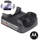 OEM Motorola APX, MotoTRBO Dual Desktop Charger for Bluetooth Remote Speaker Mic