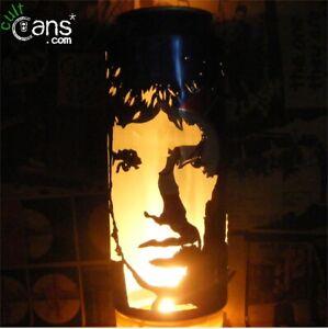 Noel Gallagher Beer Can Lantern! Oasis, High Flying Birds, Pop Art Portrait Lamp