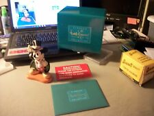 "Magician Mickey Walt Disney Classic Collection ""On With The Show"" Figure Nib Coa"