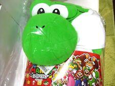 SAZAC Super Mario Brothers Yoshi Fleece Costume Halloween Unisex Adult Japan New
