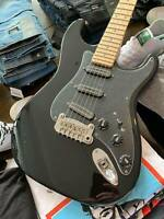 G&L USA LEGACY SPECIAL - BLACK - MAPLE FRETBOARD - WITH CASE