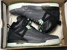 Air Jordan Spizike GG Size 4Y Grey Black Mint