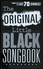 The Original Little Black Songbook Guitar Chord Song Book SAME DAY DISPATCH