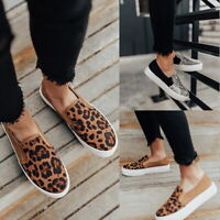 NEW Women's Espadrilles Classic Slip On Flat Round Toe Deck Shoes Size 4.5-11