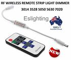 12V RF WIRELESS REMOTE DIMMER CONTROLLER LED STRIPLIGHT STRIP LIGHT BAR