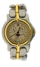 Bertolucci Pulchra Annual Calendar Two Tone Stainless Steel Watch