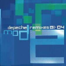 DEPECHE MODE - REMIXES 81>04  (CD)  12 TRACKS INTERNATIONAL POP  NEU