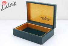 Rolex Green Watch Empty Box 68.00.3 #B094