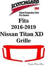 3M Scotchgard Paint Protection Film Pro Series Fits 2016 - 2019 Nissan Titan XD