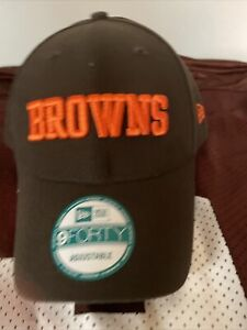 Cleveland Browns Hat/Cap Adjustable 9FORTY New Era Cap Dawg Pound