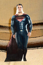 "Batman vs Superman Dawn of Justice "" Superman"" Figure Tabletop Display Standee"