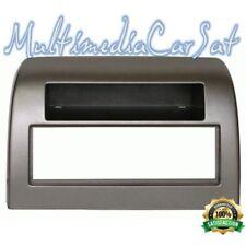 Cornice 3289 Mascherina Autoradio 1 DIN ISO LANCIA Y da 03-11 Antracite Met.