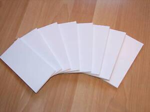 20 Stück  Kellnerblock, Kellnerblöcke   7 x 14 cm, 80g/m² Schreibpapier