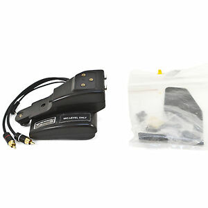 Used Dual XLR Adapter & Shoulder Pad