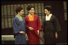 145054 Kyoto Women In Traditional Kimono Attire A4 Photo Print