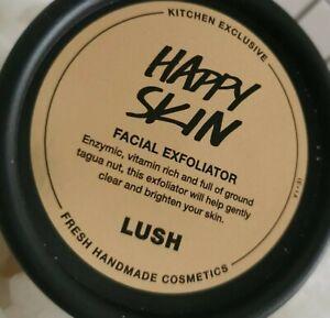 New Lush Kitchen Exclusive Happy Skin Facial Exfoliator September Box Rare