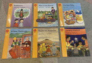 Oxford Reading Tree Stage 5 More Stories Pack B x 6 Books