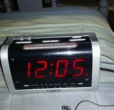 Timex Jumbo Alarm Clock & Radio