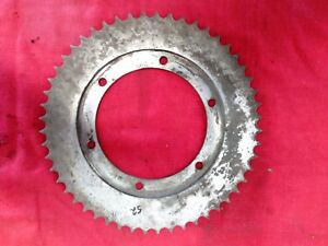BULTACO 428-52T Rear Sprocket